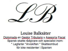 Louise Balksäter